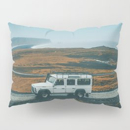 Defender on the Road Pillow Sham