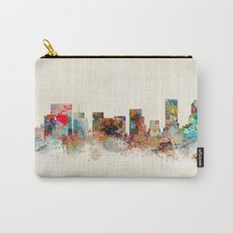 portland oregon Carry-All Pouch