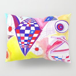 Riddle me this? Mkiii Pillow Sham