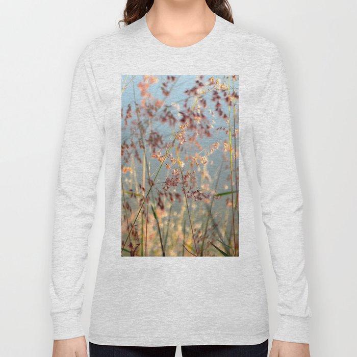 Baila con el viento  Long Sleeve T-shirt
