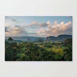 Vinales, Cuba Canvas Print