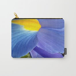 Blue Iris, 2012 Carry-All Pouch