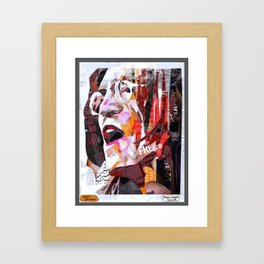 Cool Ages II Framed Art Print