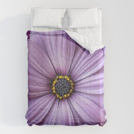 Painterly Flower Comforters