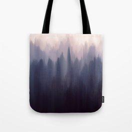 Morning Fog I Tote Bag