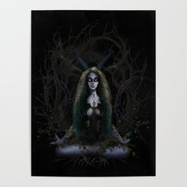 Earth Witch - Elements Collection Poster