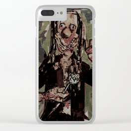 Noseybonk Clear iPhone Case