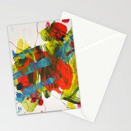 Maw of the Mega-Beast Stationery Cards