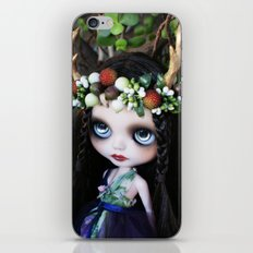 ISOBEL FAWN (Ooak BLYTHE Doll) iPhone & iPod Skin