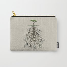 In the deep (tree) Carry-All Pouch