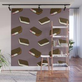 Ice Cream Sandwiches Wall Mural