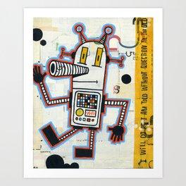 I Will Do, 2008 Art Print