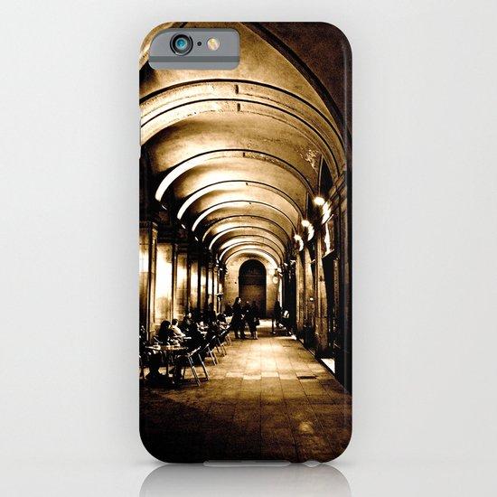 Outside Hallway iPhone & iPod Case