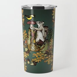 History of the autumn forest_2 Travel Mug