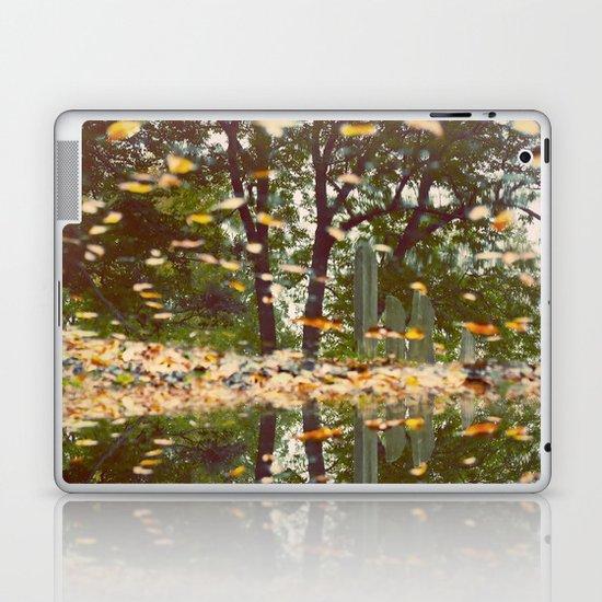 Grave Autumn Laptop & iPad Skin