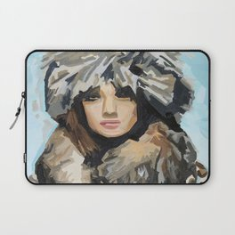 Savage Beauty  Laptop Sleeve