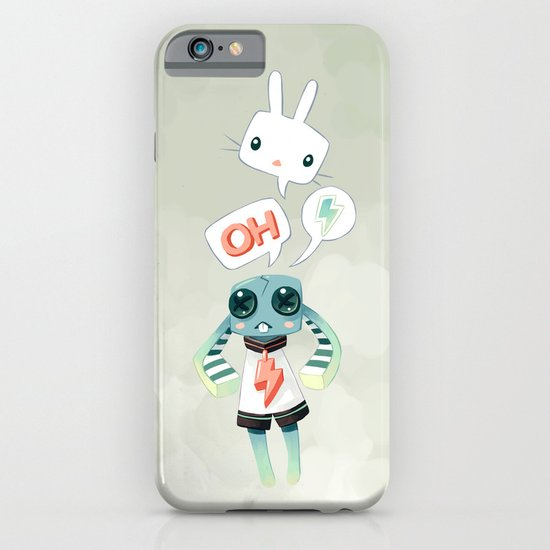 Bunny Doll iPhone & iPod Case