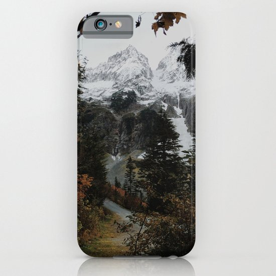 Cascade River Rd iPhone & iPod Case