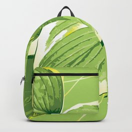 Ficus Plant 3 Backpack