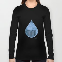 Water : Property of the People 2 Long Sleeve T-shirt