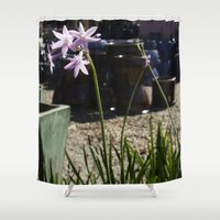 easter Shower Curtains featuring Easter by Julie Camino Photography