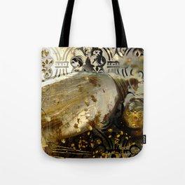 Rutilated Honey Tote Bag