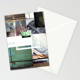 Super Sick of Rules Stationery Cards
