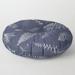 Botanical Fern Floor Pillow