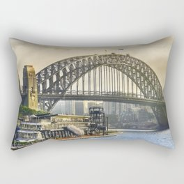 Sydney Harbour Rectangular Pillow