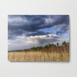 Thunder Sky Metal Print