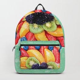 Fruit cake Backpack