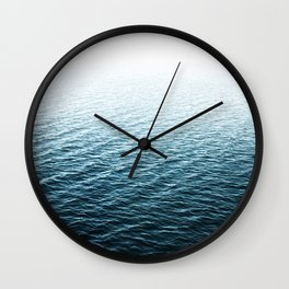 Water Photography Wall Clock