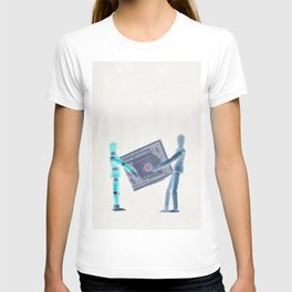 One dollar toy T-shirt