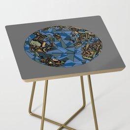 Earth Side Table