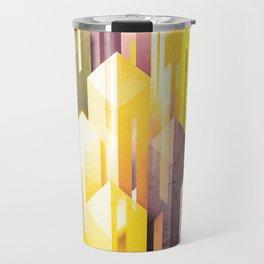 obelisk posture (variant 3) Travel Mug