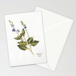 Veronica chamaedrys Stationery Cards