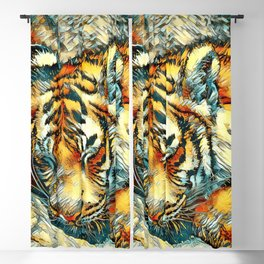 AnimalArt_Tiger_20170606_by_JAMColorsSpecial Blackout Curtain