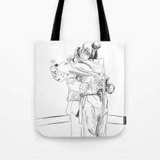 After the Match Tote Bag