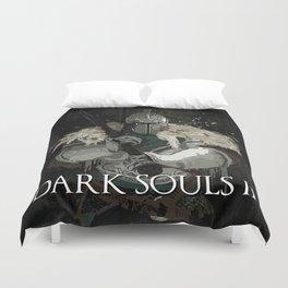 Dark Souls 2 Knight Splatter Duvet Cover