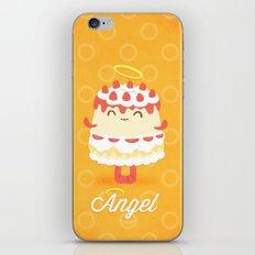 Angel Cake iPhone & iPod Skin