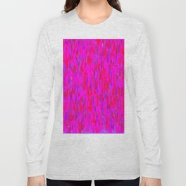 red purple verticals Long Sleeve T-shirt