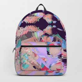 Bohemian art Backpack
