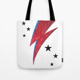 Bowie - Stardust Tote Bag