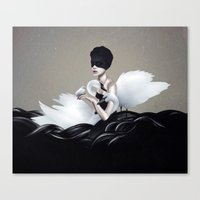 let it go Canvas Prints featuring Let go by Ruben Ireland