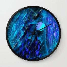 Dreamy Nocturne Wall Clock