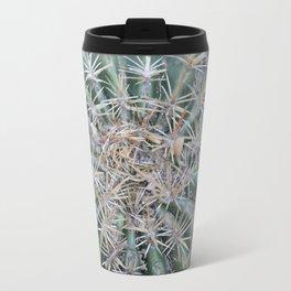 TEXTURES -- Coast Barrel Cactus Travel Mug