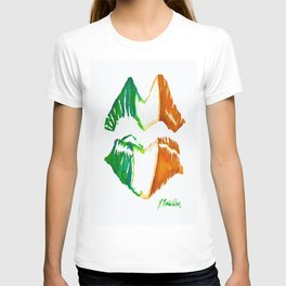 Kiss Me, I'm Irish T-shirt
