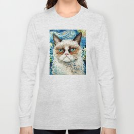 Grumpy Cat Is Still Grumpy Long Sleeve T-shirt