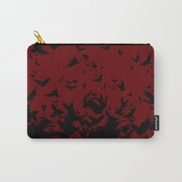 An Unkindness of Ravens Carry-All Pouch
