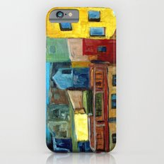 Barcelona Rooftops iPhone 6s Slim Case
